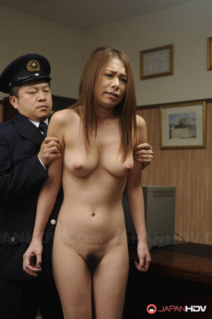 Art of Japanese cumming takes sweet innocent girl to be punished by army men